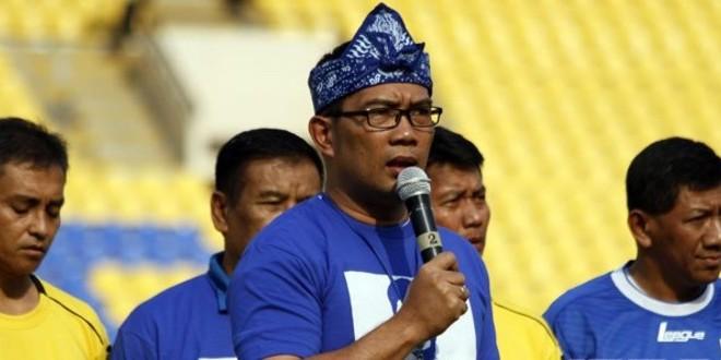 Ridwan Kamil (foto: sepakbola.com)