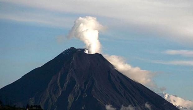 Gunung Raung (foto: Antara)