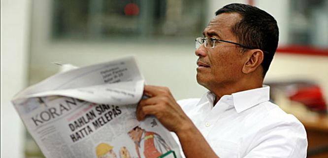 Dahlan Iskan (foto: Tempo)