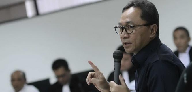 Zulkifli Hasan (foto: beritasatu)