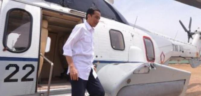 Joko Widodo (foto: Antara)