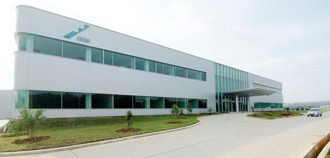 Pabrik Mandom di Bekasi (foto: PT Mandom Indonesia Tbk)