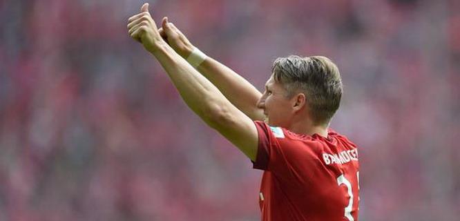 Bastian Schweinsteiger (foto: @FCBayern)