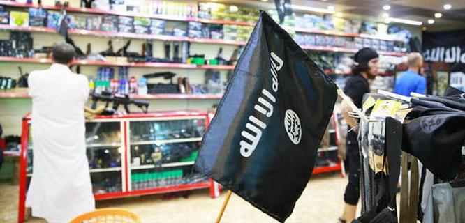 Toko Suvenir ISIS (foto: London Media)