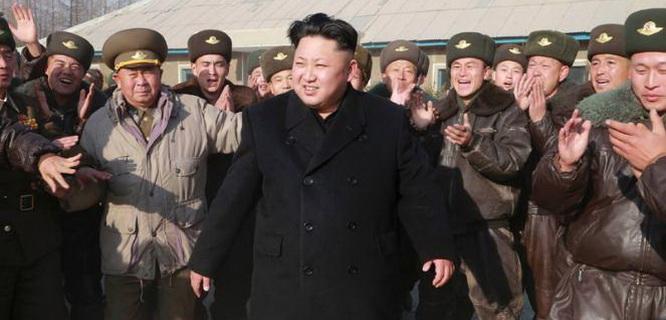 Kim Jong Un (foto: vivanews)