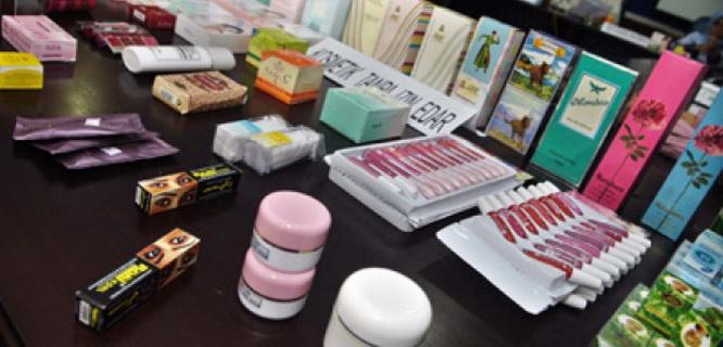 Ilustrasi kosmetik ilegal (foto: Tempo.co)