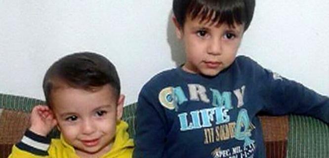 Aylan Kurdi dan Kakaknya (foto: euronews.com)