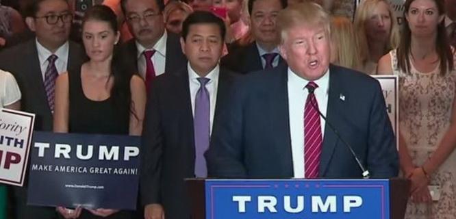 Donald Trump (foto: CNN)