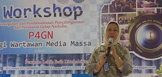 Dian Setia Utami (foto: Indopos)