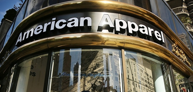 American Apparel (foto: Getty Images)