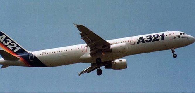Airbus A321 (foto: http://www.civilaviation.eu)