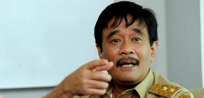 Djarot Saiful Hidayat (foto: Liputan6)