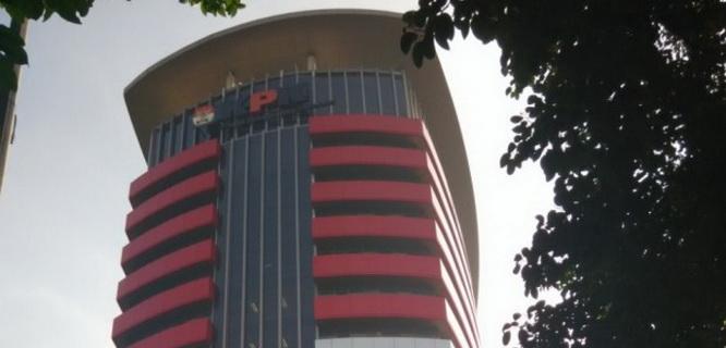 Gedung baru KPK (foto: Berita Satu)