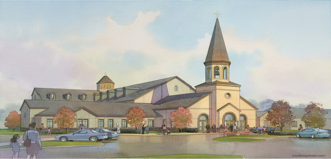 ilustrasi gereja (foto: http://artanddesignstudio.com_
