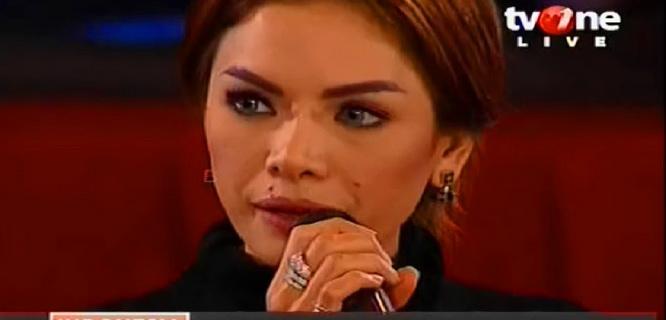 Nikita Mirzani (foto: TV One)