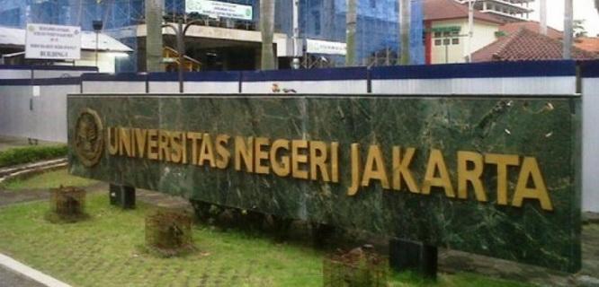 Univertas Negeri Jakarta (foto: Berita Satu)