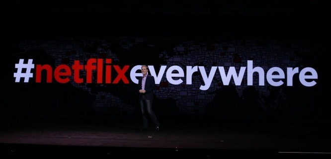 #NetflixEverywhere (foto: techinasia)