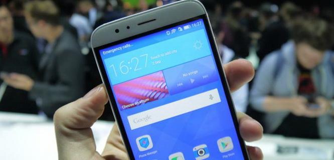 Huawei G8 (foto: Techradar)