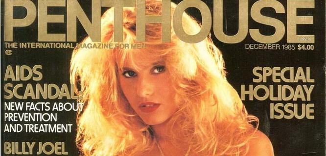 Kover Majalah Penthouse