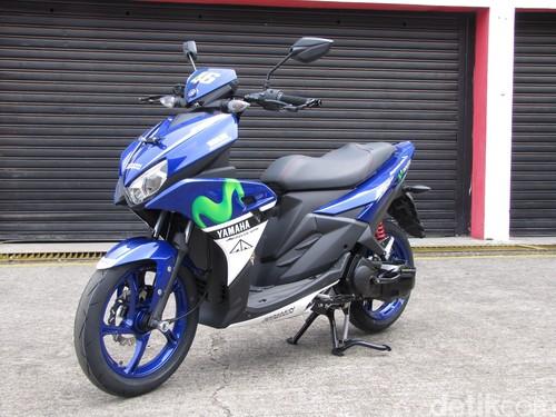 Yamaha Aerox 125 Lc Harga Di Indonesia Kelebihan Yang Motor Ini