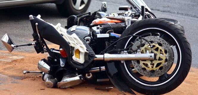 Ilustrasi kecelakaan motor foto: stockphoto)
