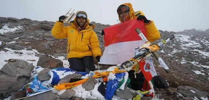 The Women of Indonesia's Seven Summits Expedition Mahitala Unpar (WISSEMU)