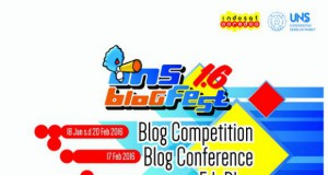 UNS Blogfest 1.6 (sumber: uns.ac.id)
