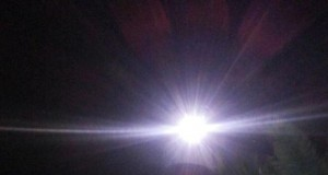 Sinar Laser (foto: TNI AU)