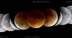 Ilustrasi gerhana bulan (foto: mreclipse.com)