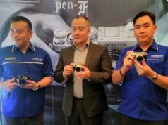 Peluncuran Kamera Olympus PEN-F (foto: Berita Satu)