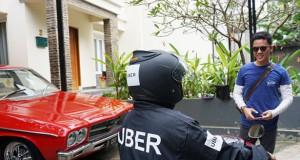 uberMOTOR (foto: Uber)