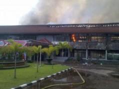 Lapas Banceuy Kebakaran (foto: detikcom)