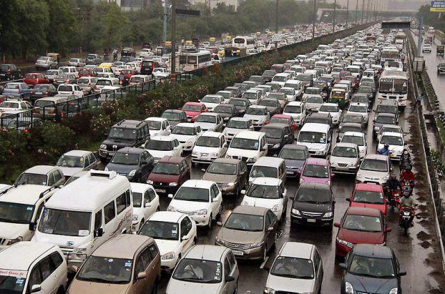 Ilustrasi kemacetan (foto: communicatekaro)