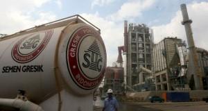 Ilustrasi pabrik semen (foto: Tempo)