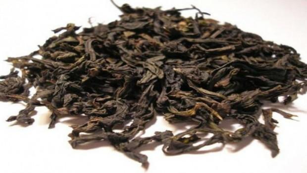 dauh teh Da Hong Pao (foto: Asiaone)