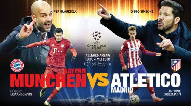 bayern atletico free tv