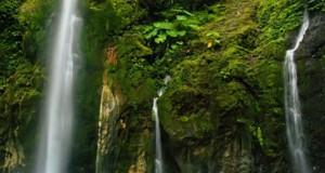 Air Terjun Dua Warna Deli Serdang (geosumatra)