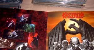 Album Kreator yang diduga menggunakan logo mirip PKI, At the Pulse of Kapitulation, (foto: produto.mercadolivre.com.br)