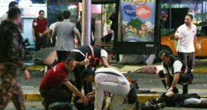 Bom Meledak di Bandara Ataturk Turki (foto: REUTERS)