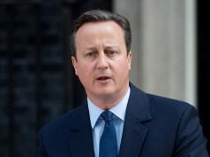 David Cameron announces resignation after the EU referendum result, London, UK - 24 Jun 2016