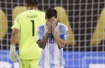 Lionel Messi (foto: CBS Sports)