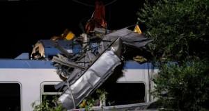 Tabrakan Kereta di Italia (foto: AFP)