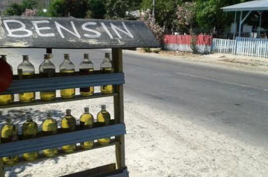 ilustrasi bensin eceran (foto: Liputan6)