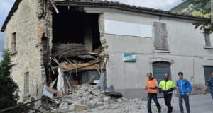Keadaan Italia Pasca Gempa Bumi (foto: Getty Images)