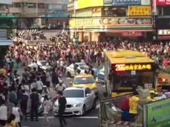 Warga Taiwan mencari Snorlax