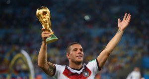 Lukas Podolski (foto: 101greatgoals)