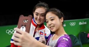 Hong Un-jong dan Lee Eun-ju (foto: Reuters)