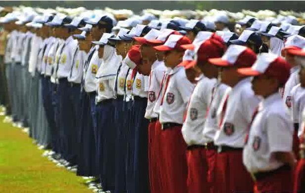 Ilustrasi anak sekolah (foto: eurekapendidikan.com)