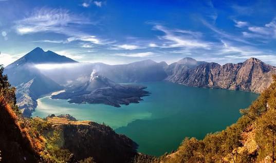 Gunung Rinjani (foto: trekkingrinjani)