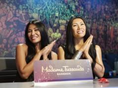 Anggun Sasmi (foto: Madame Tussauds)